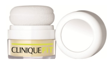 facepowder CliniqueFIT